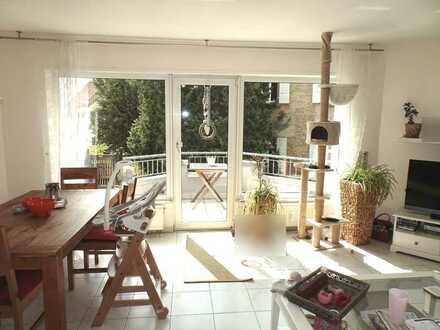 Moderne, sehr gut aufgeteilte 3 ZKB mit Balkon und Stellplatz