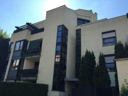 Modernes 1-Zimmer Appartement mit großer Terrasse und EBK