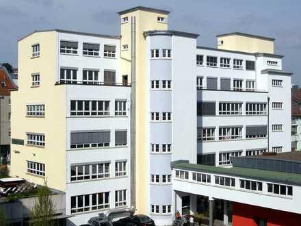 Büro-Loft im Kreativ-Areal, 530 m² mit Glasfaser-Anschluss