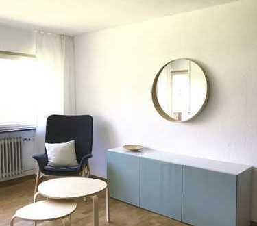 Modernes möbliertes 1 Zimmer Appartment