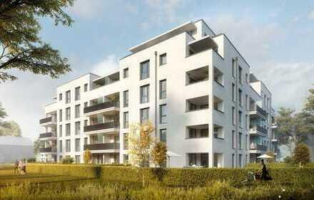 Helle 3-Zimmer-NEUBAU-Wohnung mit Loggia in Neumarkt