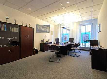 *Zeit für Veränderung* **Moderne Büroeinheit in Stollberg**