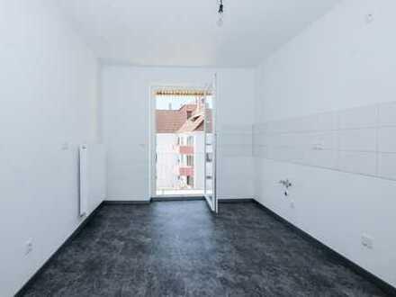 3-Zimmerwohnung in bevorzugter Wohnlage nördlich der Nürnberger Burg, Erstbezug nach Sanierung
