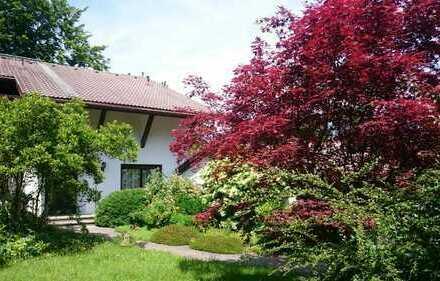 Gepflegte 10-Zimmer-Villa in Bad Heilbrunn,