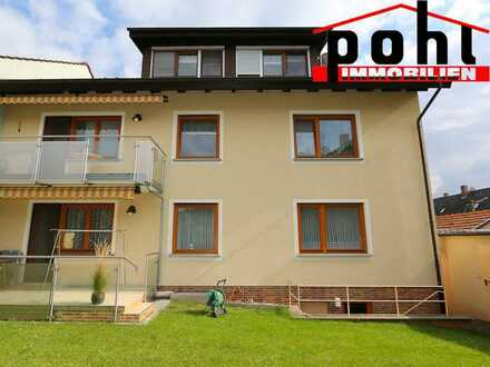 Sehr Gepflegte 4-Zimmer Wohnung in ruhiger und zentraler Lage von Bad Rodach!!