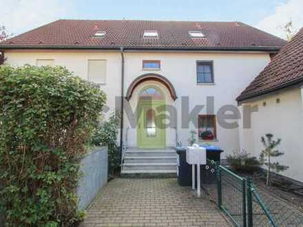 Naturnah vor den Toren Berlins: Gepflegte 3-Zimmer-Eigentumswohnung mit 2 Balkonen u. 2 Stellplätzen