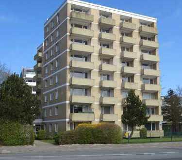 2,5 Zimmer Whg. in Cuxhaven! Großer Balkon!