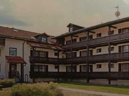 Möbliertes Apartment im EG einer Wohnanlage mit TG-Stellplatz