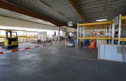 Produktions-/Lagerhalle mit Büro im Kreis Herford zu vermieten