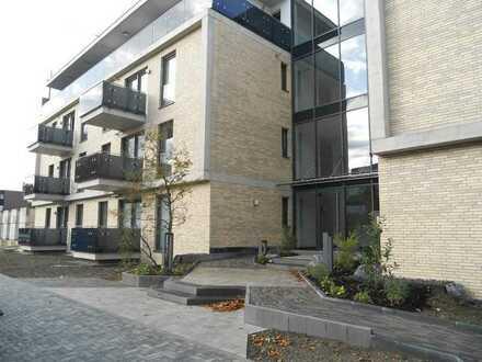Wesel Stadtbereich: moderne Neubauwohnung mit Balkon frei