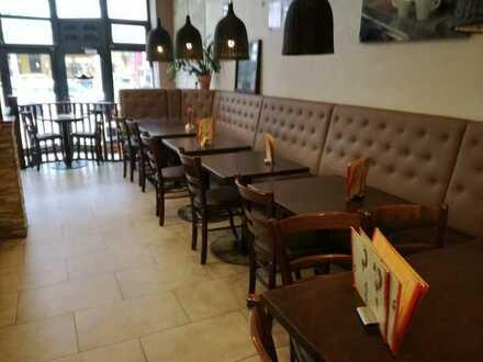 Schnellrestaurant im Zentrum von Speyer