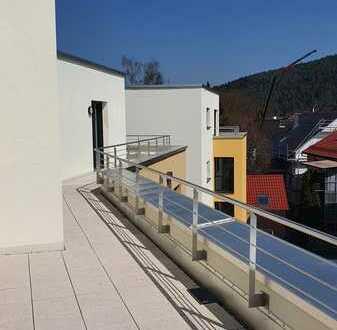 Ruhiges barrierefreies Neubau 4-Zimmer Penthaus im Energiesparhaus mitten in Tuttlingen