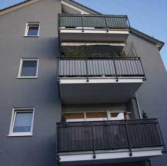 ARNOLD-IMMOBILIEN: KFW 70 Standard - Tolle Maisonetten-Wohnung mit kleinem Gartenanteil