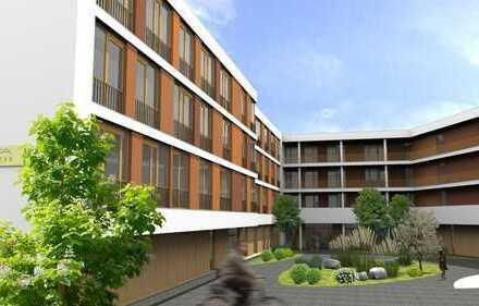 Lukrative Pflegeappartments im Seniorenzentrum im Eco-Quartier