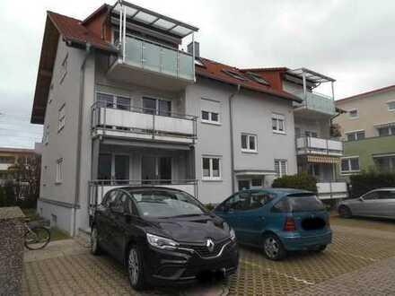 Schöne, helle drei Zimmer Wohnung in Karlsruhe (Kreis), Eggenstein-Leopoldshafen