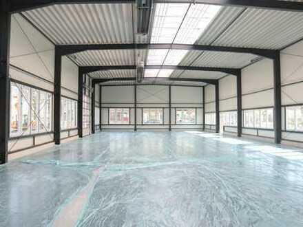 Neubauhalle in Bochum | Kurzfristig verfügbar | RUHR REAL