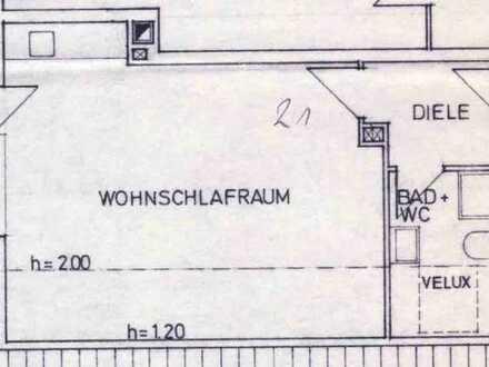 Gemütliche Dachgeschosswohnung inmitten des Erphoviertels