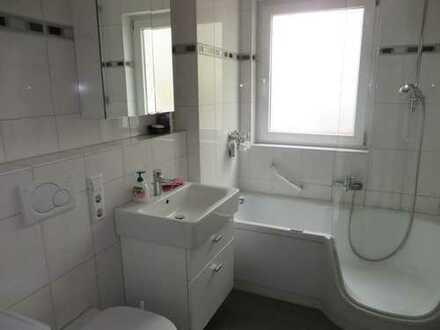 Schöne, helle 2-Zi-Wohnung mit Westbalkon und neuer Einbauküche
