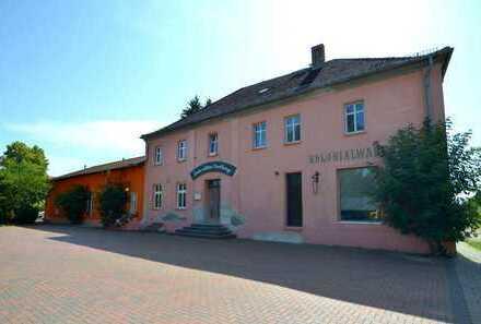Mehrfamilienhaus mit 7 Wohnungen in idyllischer Lage in Nauen OT Groß Behnitz