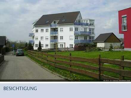 3-Raum-Wohnung mit Terrasse in ländlicher Gegend