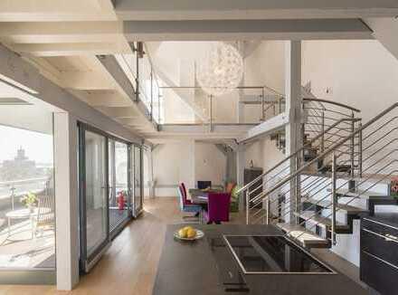Penthouse - Moderne + Historie im Einklang