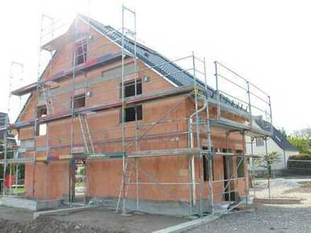 Neubau einer Doppelhaushälfte - Provisionsfrei