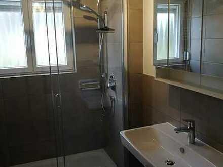 Sanierte 4-Raum-Wohnung mit Balkon und Einbauküche in Wutöschingen