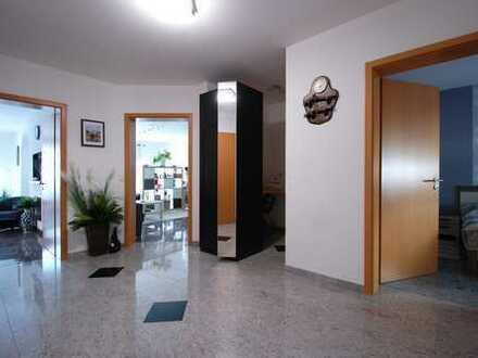 Neuwertige 3-Zimmer Wohnung mit Terrasse u. Kamin in Speyer