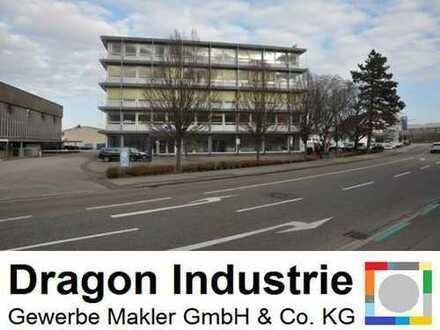 Moderne Mieträume in denkmalgeschütztem Bürogebäude in Offenburg - zu vermieten