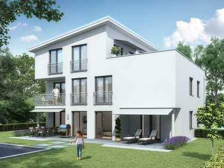 Feldrandlage in Aschaffenburg - 3 Familienhaus in Massivbauweise
