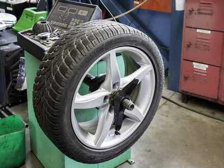 Autohaus bietet ausgestattete Kfz-Werkstatt mit Aufträgen an