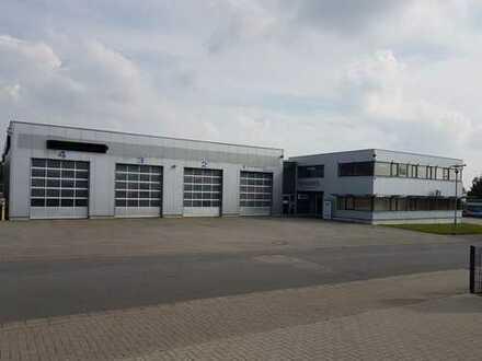 Nfz- / Lkw Instandsetzungsbetrieb in Bad Nauheim (auch als Investition, Mieter vorhanden)