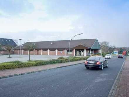 Ca. 1.171 qm Einzelhandelsobjekt auf 6.308 qm Grundstück in Oer-Erkenschwick mit 130 Stellplätzen