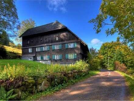 *** Schwarzwaldhaus mit Umschwung ***
