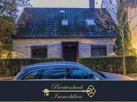Bremen - Riensberg • Sanierungsbedürftiges Haus mit Riesenpotenzial