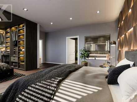 Individuell planbar, traumhaft und natürlich - Ihre Gartenwohnung in begehrter, ruhiger Wohnlage