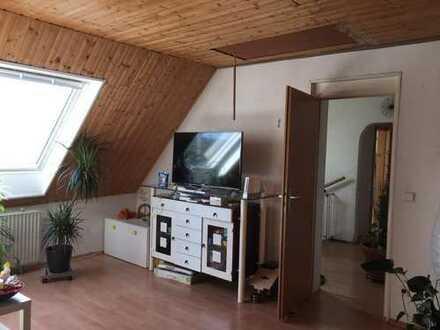 Ansprechende 3-Zimmer-Dachgeschosswohnung in Leimen