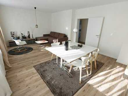 Voll renovierte und schön eingerichtete 3-Zimmer-Wohnung