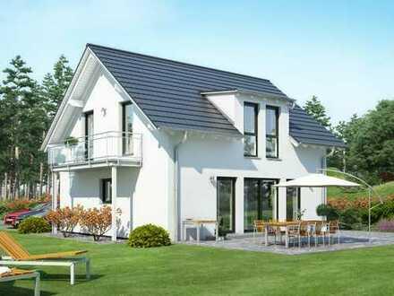Sonniges Einfamilienhaus in einer schönen Baulücke
