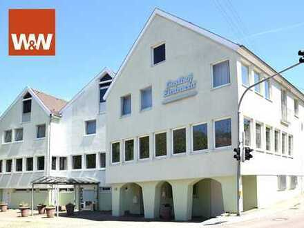 Top erhaltenes Hotel, Gaststätte und 2 Wohnungen