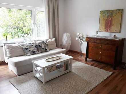 Top ! Möblierte 2 Zimmer Terrassen-Wohnung, ideal für Berufspendler, in Mörfelden-Walldorf