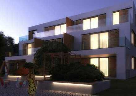3-Zimmer-Neubau-Penthouse-Wohnung in Geisingen!
