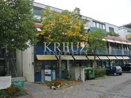 Helle Büroflächen in verkehrsgünstiger Lage von Bensheim Auerbach