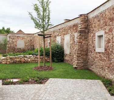 3- Zimmer mit Terrasse und Garten- Fertiggestellt!