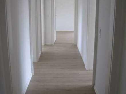 Geräumige 4-Zimmerwohnung mit Dusche!