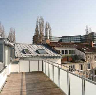 """5-Zimmer Dachterrassenwohnung """"Nähe Isartorplatz"""""""