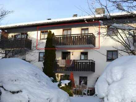 Seehausen: Ideale 1,5-Zimmer-Ferien-Eigentumswohnung in sehr ruhiger Wohngegend