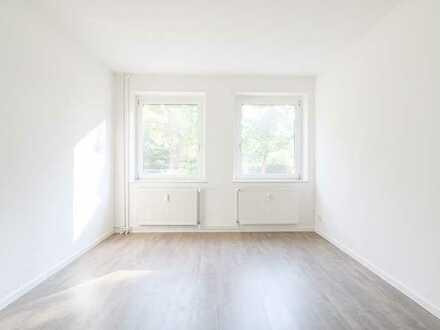 Lichtdurchflutete 3-Zimmer Wohnung mit Tageslichtbad!