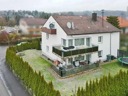 5-Zimmer-Wohnung mit Balkon und Einbauküche in Magstadt