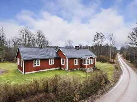 Stilvolles Ferien-/Wohnhaus mit naturschöner Lage auf dem Land